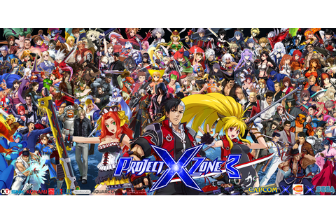 Project X Zone 3: Sacred Destinies | Game Ideas Wiki ...