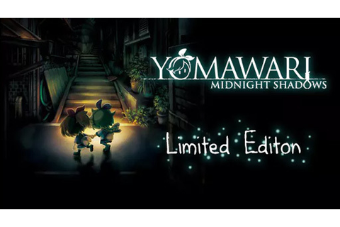 Yomawari: Midnight Shadows Digital Limited Edition (Game ...