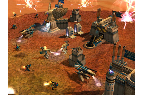 Games: Emperor: Battle for Dune|NVIDIA