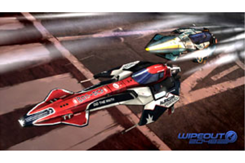 Amazon.com: Wipeout 2048 - PlayStation Vita: Video Games