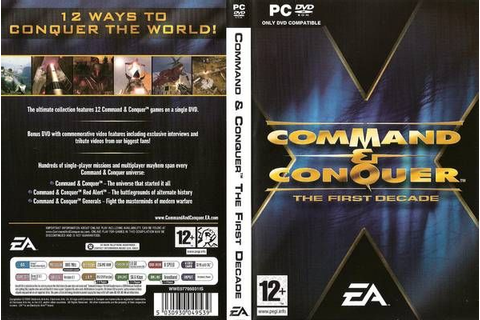 Download Command And Conquer The First Decade [Original ...