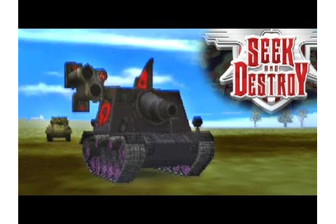 Seek and Destroy ... (PS2) - YouTube
