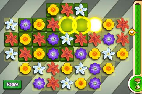 Flower shop frenzy iPhone game - free. Download ipa for ...