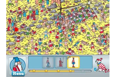 "Game Trailer - ""Where's Waldo? The Fantastic Journey ..."