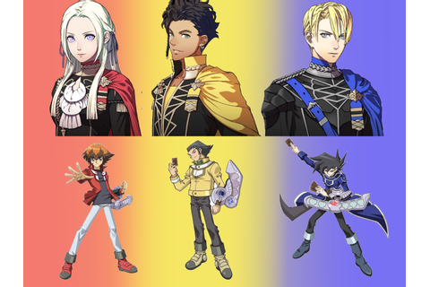 Fire Emblem: Three Houses? More Like Fire Emblem GX ...