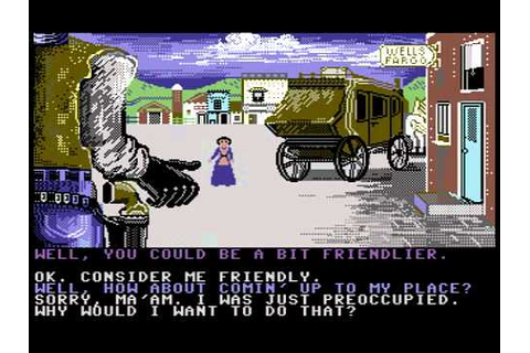 C64 Longplay - Law Of The West - YouTube