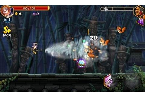 Ghost Hunters en Qwant Games