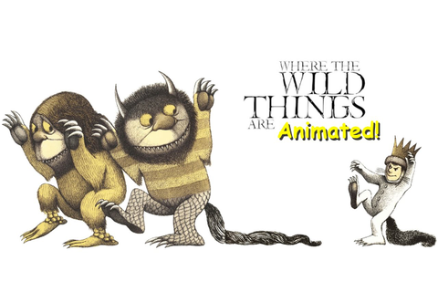 Where The Wild Things Are - Animated Children's Book - YouTube
