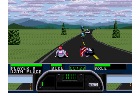 Road Rash II (USA, Europe) (v1.2) ROM