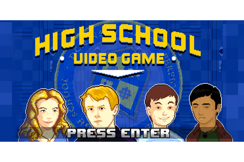 Video Game High School The Video Game | Video Game High ...