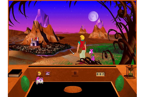 Torin's Passage Download (1995 Adventure Game)