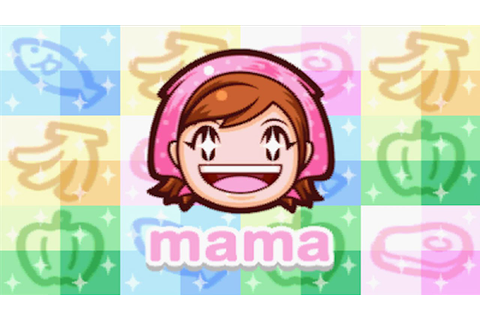 Cooking Mama 5: Bon Appetit Gameplay (Cooking Mama 5 3DS ...