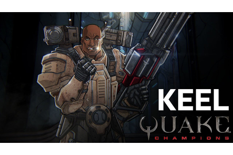 Quake Champions: December Update Brings New Champion, Keel ...