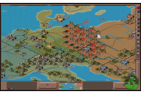 Strategic Command 2: Blitzkrieg: Patton Drives East ...