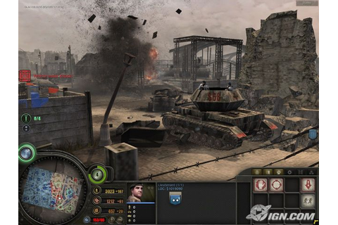 Download Free Company of heroes opposing fronts Game Full ...