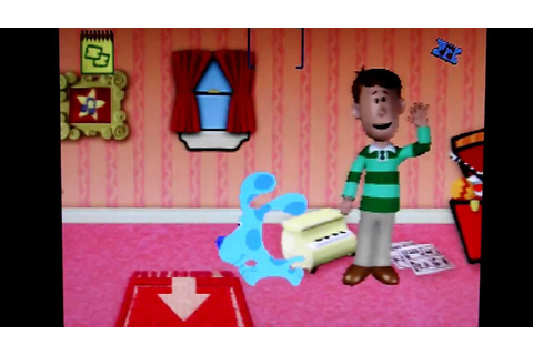 PS1 Games Revisited - Blue's Clues: Blue's Big Musical ...