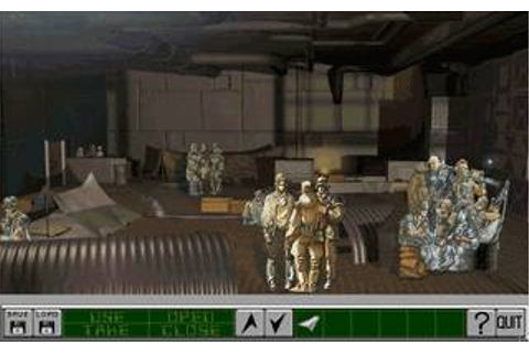 Alien Virus Download (1995 Adventure Game)