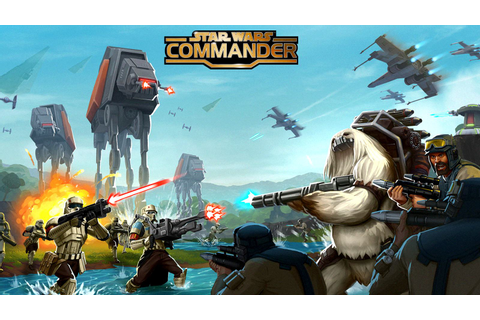 Mobile game Star Wars Commander to get Rogue One content!