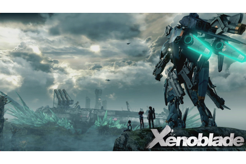 Title Screen - | Xenoblade Chronicles X | (Dreamscene HD ...