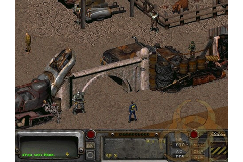 Fallout 1.5: Resurrection Free Download Full PC Game ...