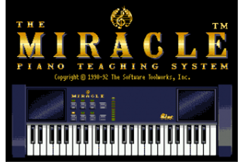 Serious Game Classification : Miracle Piano Teaching ...