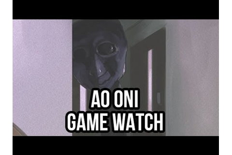 Ao Oni: (Free PC Horror Game): FreePCGamers Game Watch ...