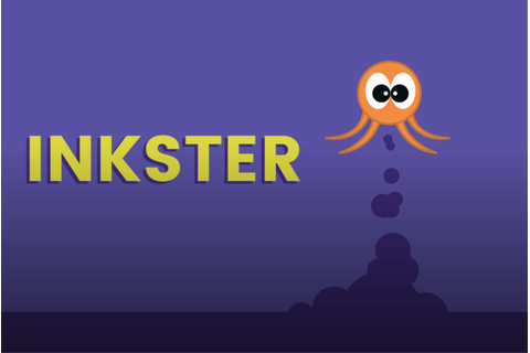 Inkster - a game on Funbrain