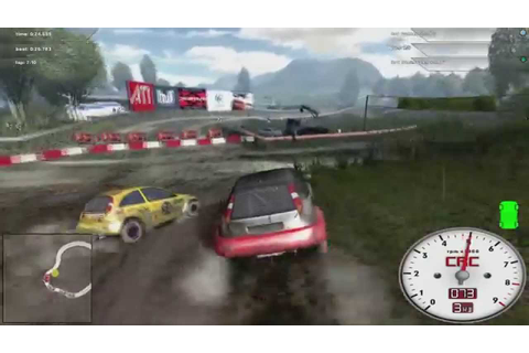 Cross Racing Championship 2005 (PC Gameplay) - YouTube