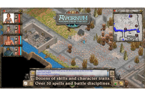 Avernum: Escape From the Pit - Download