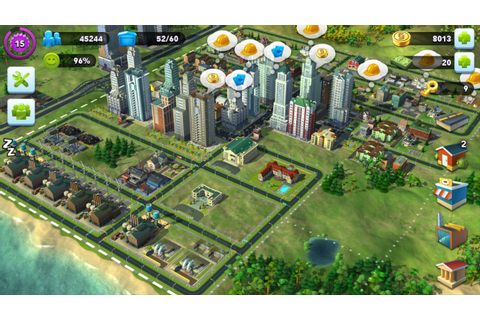 SimCity Buildit - Analise - Android/IOS ~ All Games Brasil