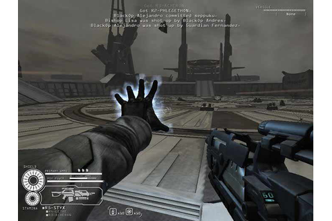 CellFactor: Revolution - Free PhysX FPS Game - FOSS Games ...