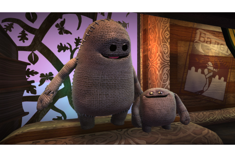 File size for PlayStation 4 version of LittleBigPlanet 3 ...