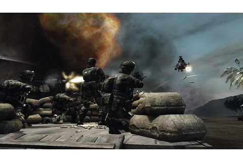 Battlefield 2 : Modern Combat Screenshots Preview - Gaming ...