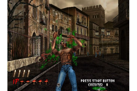 The House of the Dead 2 Screenshots for Windows - MobyGames