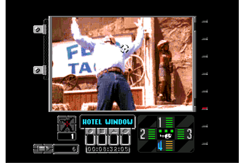 Ground Zero Texas Screenshots for SEGA CD - MobyGames
