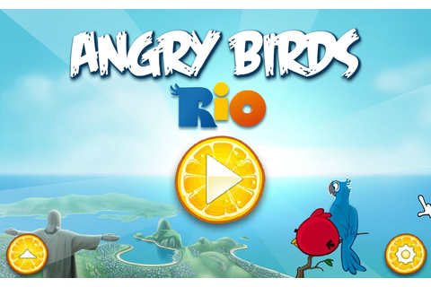 Angry birds Rio online – flash game review | Flash games reviews and ...