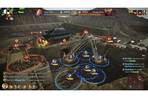 Romance Of The Three Kingdoms 13+40 DLC Compressed Download