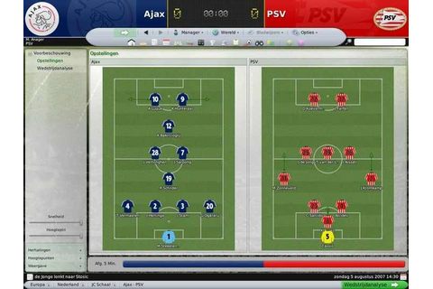 Football Manager 2008 Download Free Full Game | Speed-New