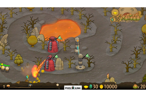 Pixeljunk Monsters Game - Free Download Full Version For PC