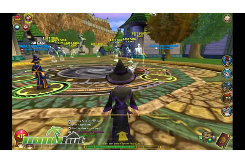 Wizard101 Gameplay - First Look HD - YouTube