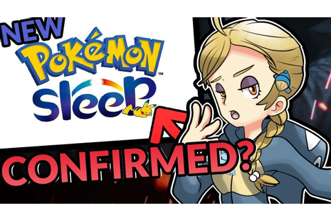 NEW Pokemon Sleep Is The BEST Gen 8 Pokemon Game! # ...