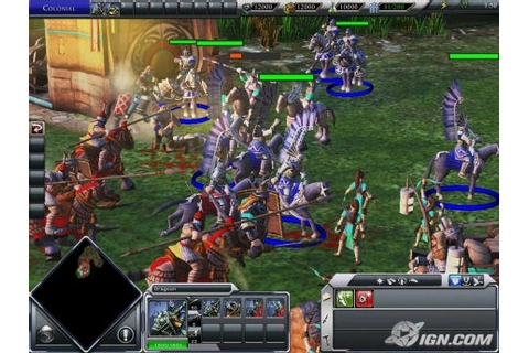 Empire Earth III Review - IGN