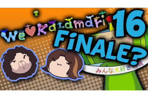 We Love Katamari: Finale? - PART 16 - Game Grumps - YouTube