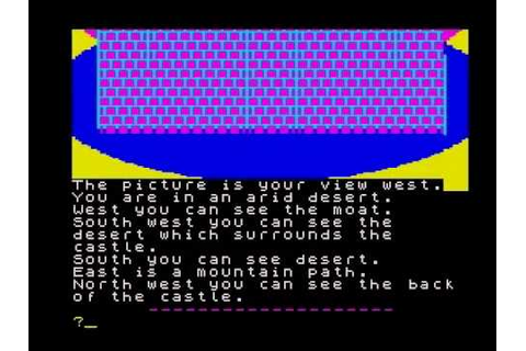 Twin Kingdom Valley (ZX Spectrum) - YouTube