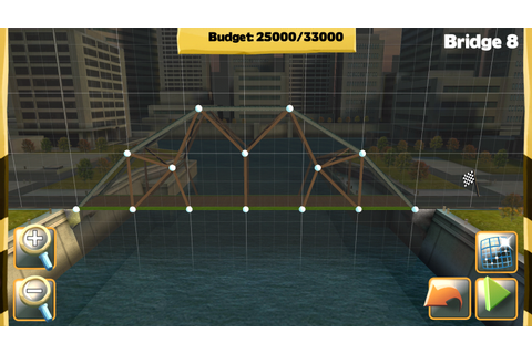 Video Game Bridge Constructor (Android) (2014 ...