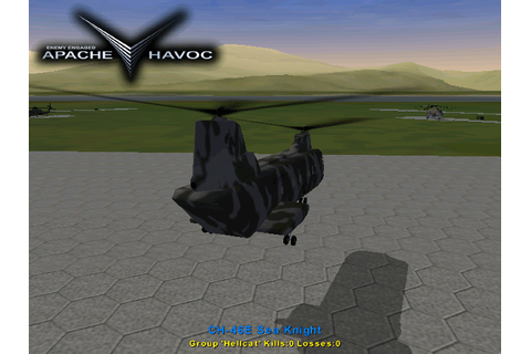 Enemy Engaged: Apache/Havoc (Windows) - My Abandonware