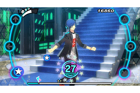 Persona 3: Dancing in Moonlight Game | PSVITA - PlayStation