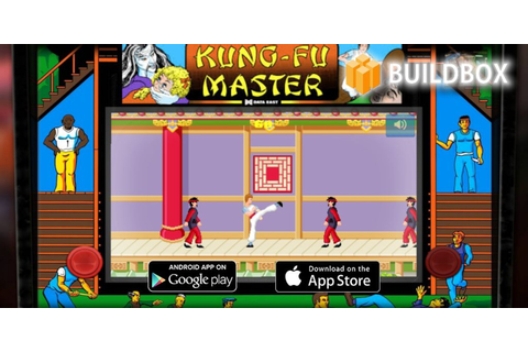 Kung-Fu Master Tribute - Buildbox Game Template - Action ...
