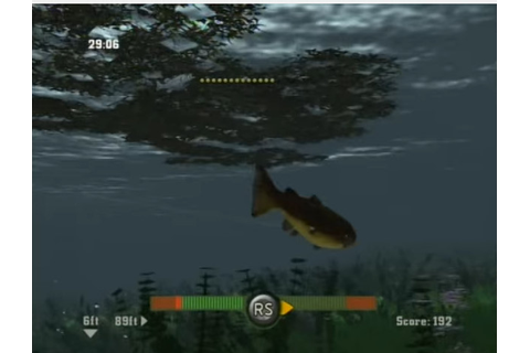Xbox 360 Fishing Games List - FGindex
