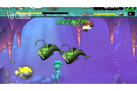 Best game big fish eat small fish angelfish lionfish for ...